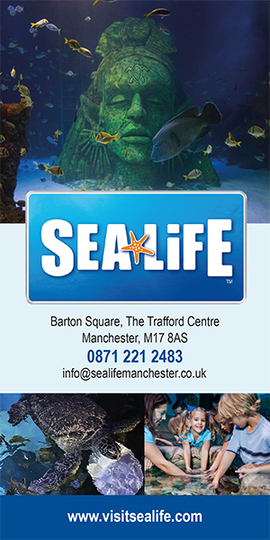 SEA LIFE - Manchester - The Entertainment Guide