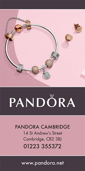 Pandora - Cambridge - The Entertainment Guide