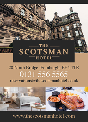 The Scotsman Hotel - The Entertainment Guide